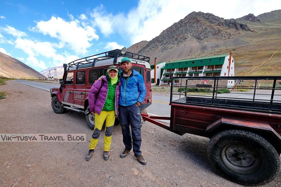 Автостопом по Аргентине: гора Аконкагуа, золотые рудники и солончак Салинас-Грандес.Вокруг Света. Украина