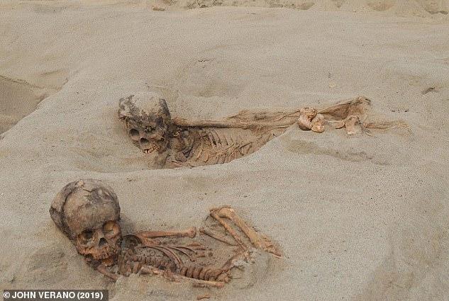 Умилостивить Эль-Ниньо: археологи назвали причину массового жертвоприношения детей в Перу.Вокруг Света. Украина