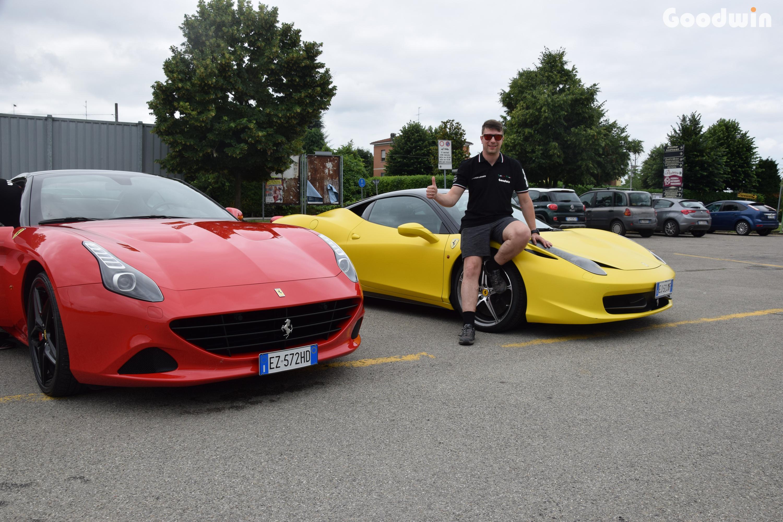 Ferrari или Lamborghini? Тест-драйв в Италии.Вокруг Света. Украина