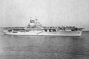 На дне Тихого океана нашли один из самых знаменитых авианосцев Второй мировой