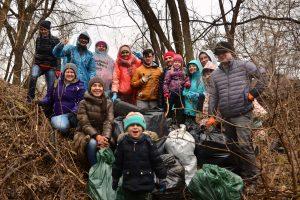 Тrashtag по-украински: киевляне присоединились к экологическому флешмобу