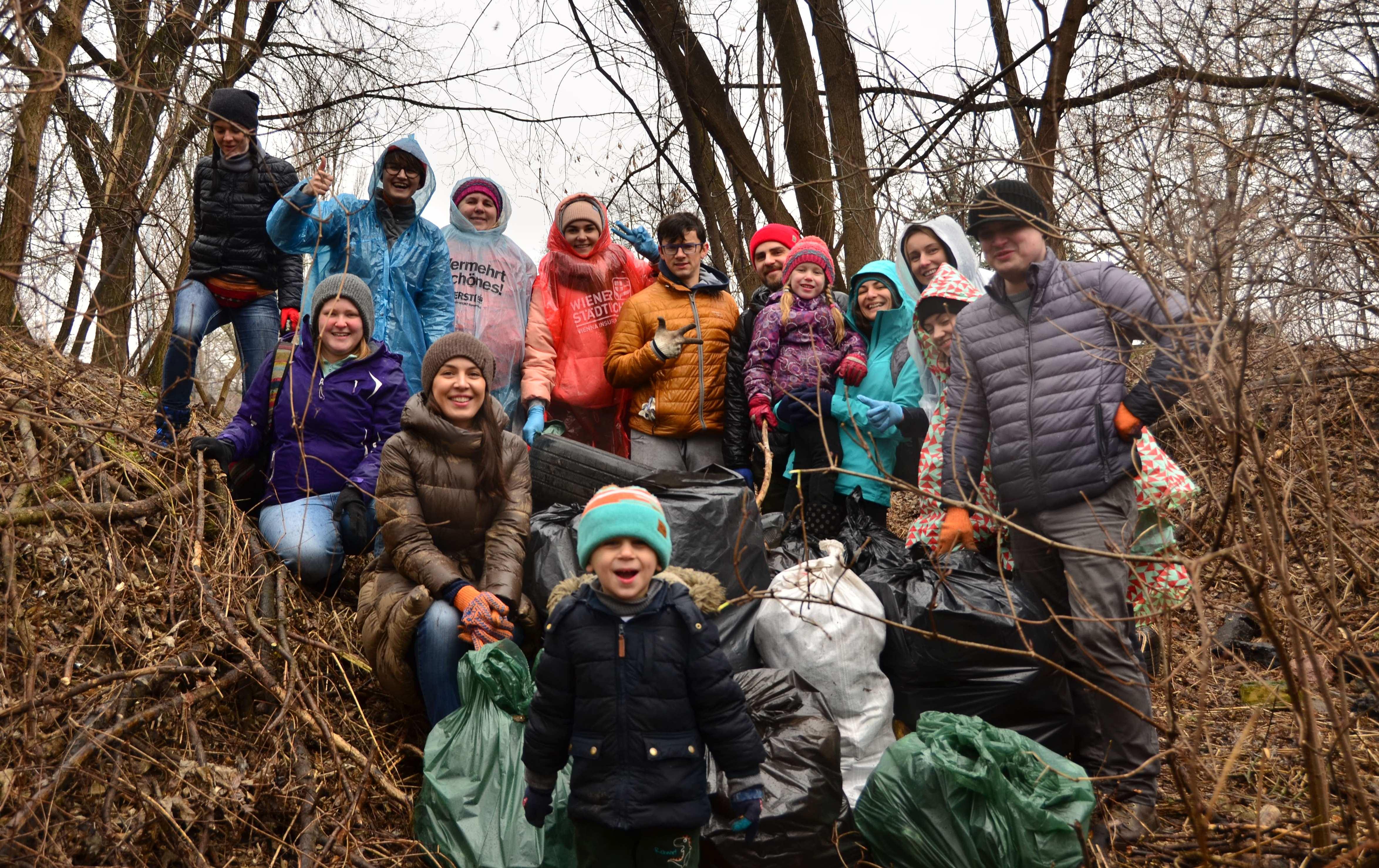 Тrashtag по-украински: киевляне присоединились к экологическому флешмобу.Вокруг Света. Украина