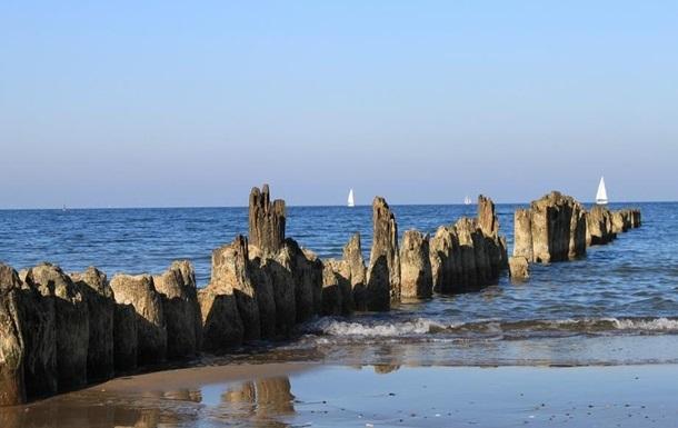 Берега Дании за три года обросли новыми островами.Вокруг Света. Украина