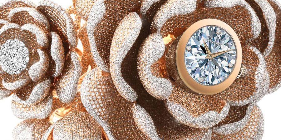 Часы гонконгского бренда попали в Книгу рекордов Гиннесса как самые бриллиантовые.Вокруг Света. Украина