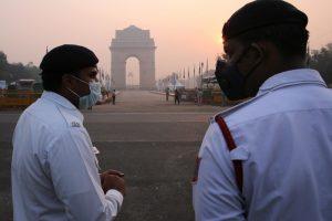 22 из 30 самых загрязненных городов мира находятся в Индии
