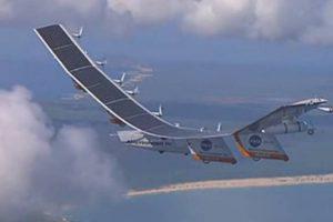 NASA испытает беспилотник для 5G-интернета