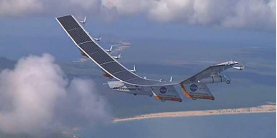 NASA испытает беспилотник для 5G-интернета.Вокруг Света. Украина
