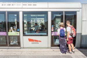 В Иерусалиме ради новой трамвайной линии отменили строительство администрации премьер-министра