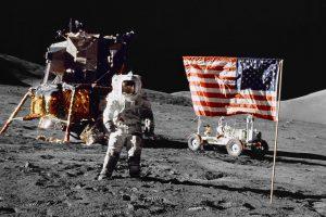 НАСА впервые изучит лунный грунт, собранный в рамках последних миссий «Аполлон»