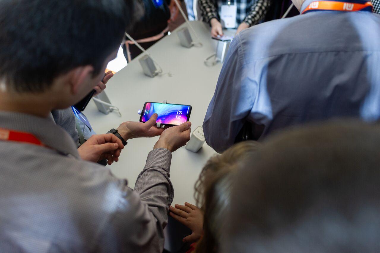 Xiaomi представил Redmi Note 7 в Украине