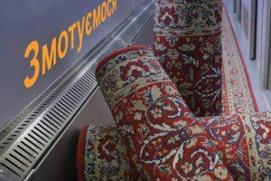 Укрзалізниця отказалась от ковров в поездах