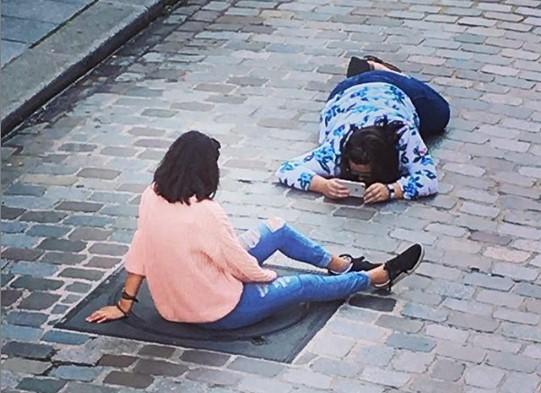 Парижане хотят отгородиться от зевак.Вокруг Света. Украина