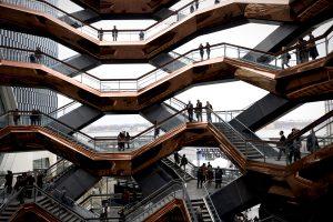 В Нью-Йорке открыли комплекс из 80 обзорных площадок
