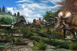 Динозавры процветали при глобальном потеплении: палеонтологи