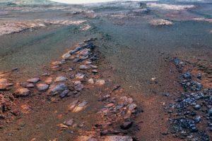 Последние фотографии Марса, сделанные ровером Opportunity