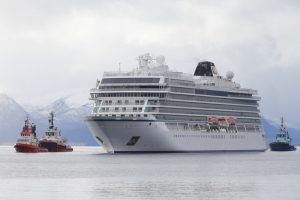 ЧП с круизным лайнером в Норвегии: итоги