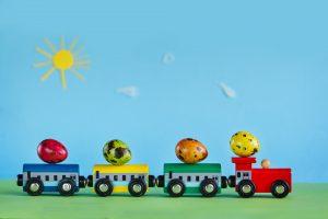 По Украине поедут семь пасхальных поездов
