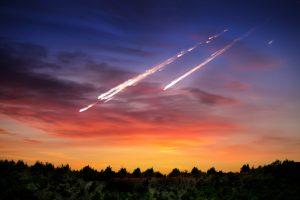 На Землю упал метеорит, третий по размерам после Тунгусского