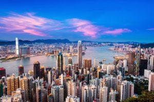 Гонконг построит искусственный остров