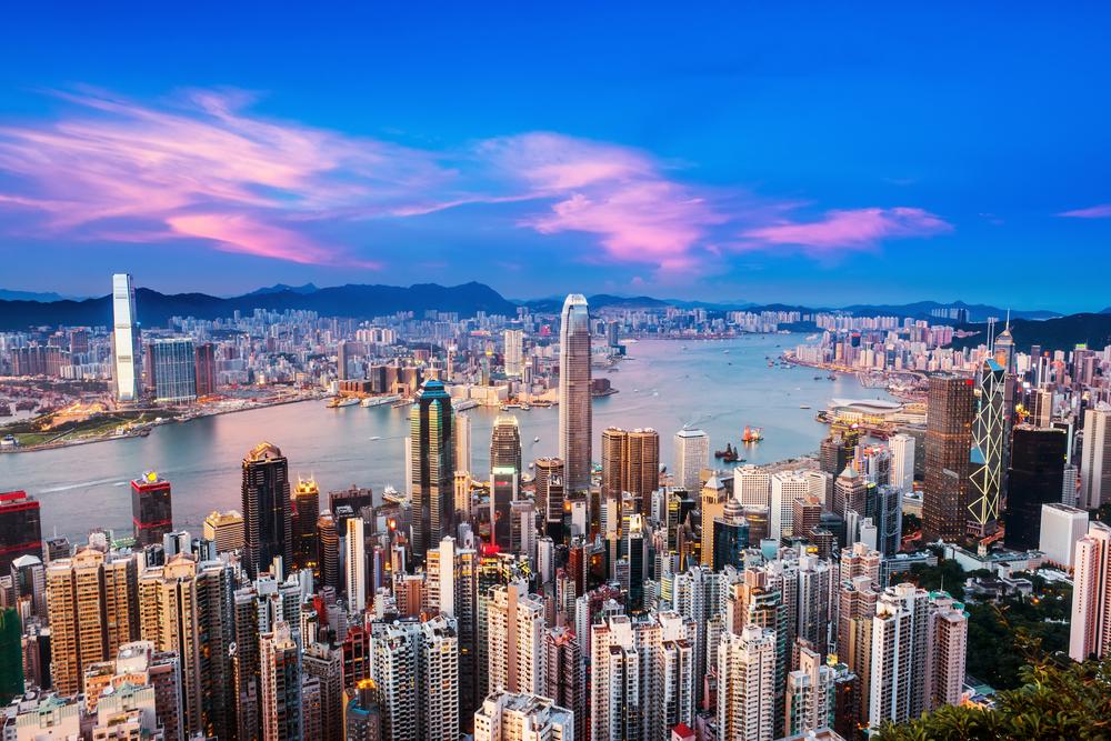 Гонконг построит искусственный остров.Вокруг Света. Украина