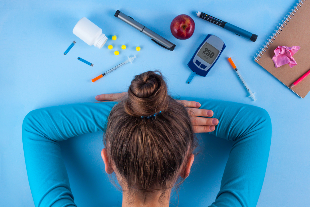 Умственный труд провоцирует диабет у женщин