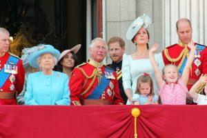 Самые популярные имена в королевской семье за 200 лет