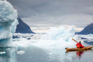 Льда в Арктике - в семь раз меньше нормы: NASA
