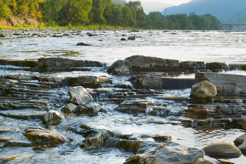 Где в Украине самые чистые реки