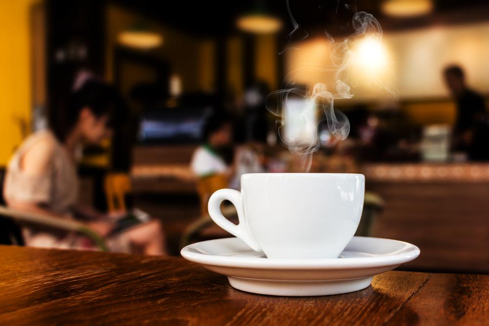 Одной мысли о кофе достаточно, чтобы взбодриться