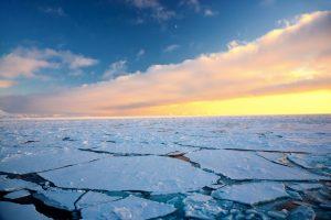 Северный Ледовитый океан очистится ото льда через 20 лет