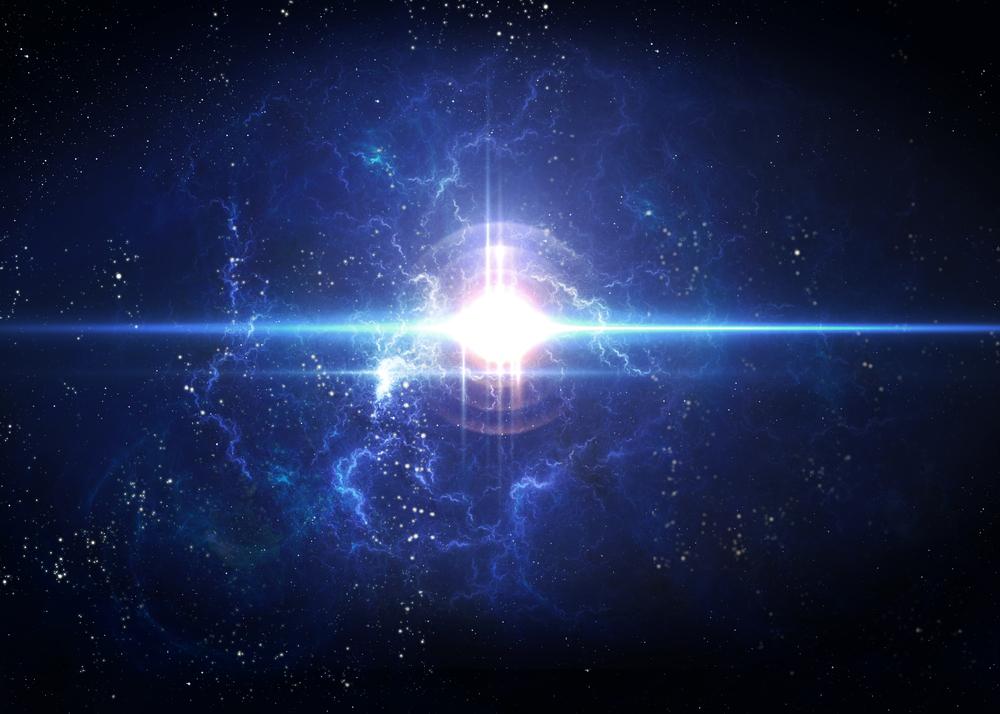NASA открыли звезду, мчащуюся с огромной скоростью