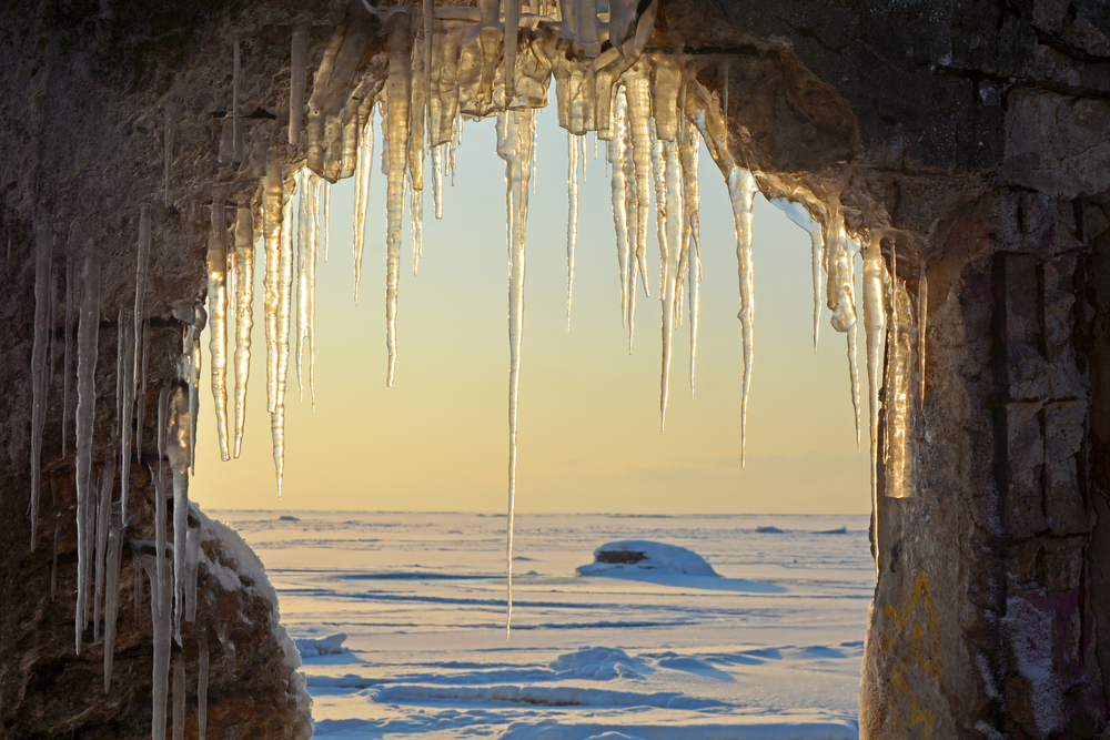Ледниковые периоды были вызваны столкновением тектонических плит: ученые.Вокруг Света. Украина