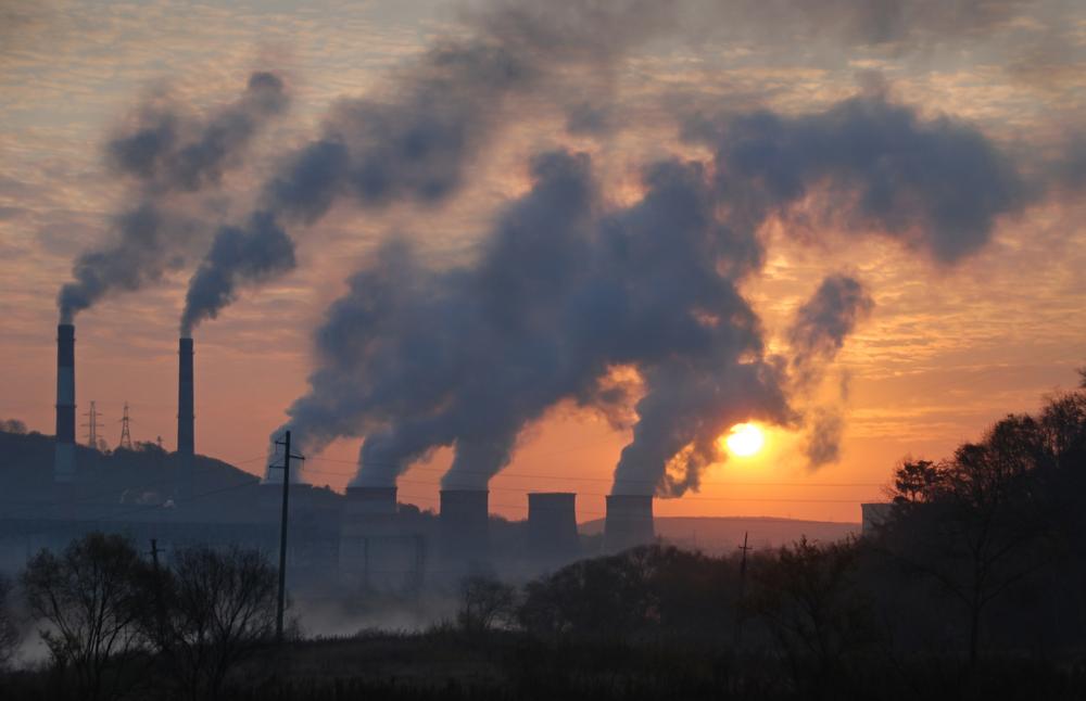 Грязный воздух в Европе убивает 800 тысяч человек в год