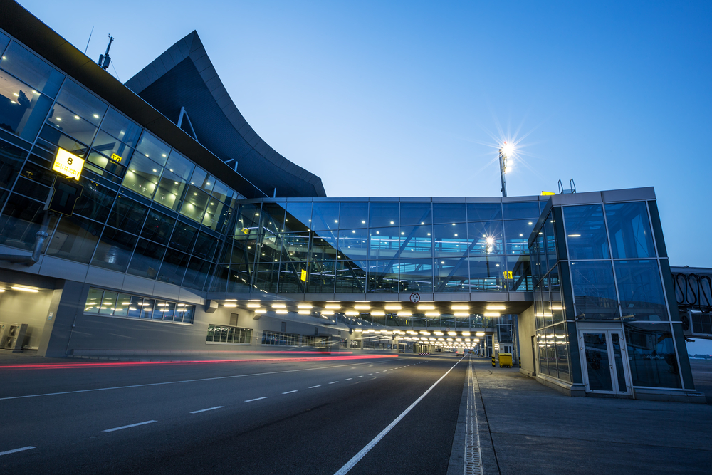 В аэропорту Борисполь пройдет спортивный забег по взлетной полосе
