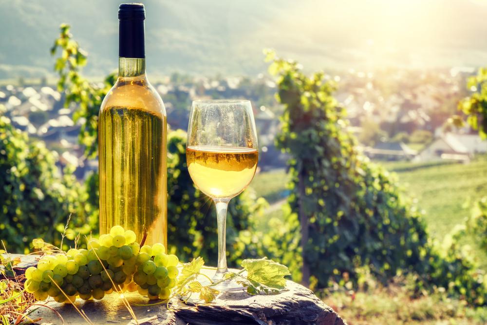 В Германии — дефицит винных бутылок из-за рекордного урожая