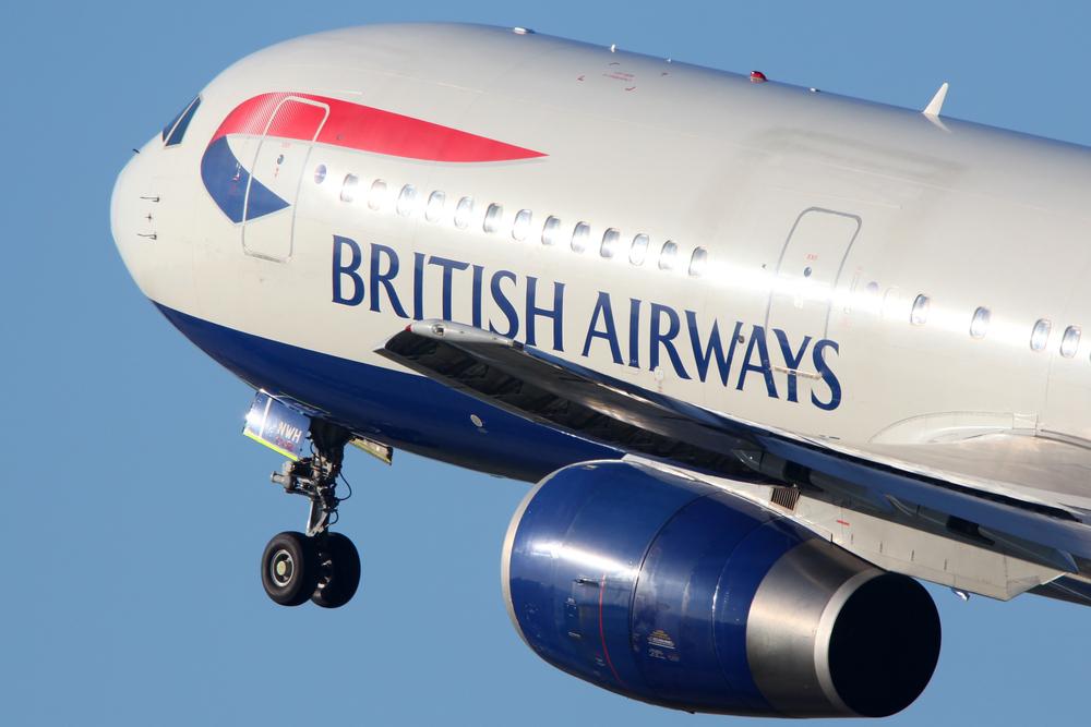Британский самолет по ошибке прилетел в Шотландию вместо Германии