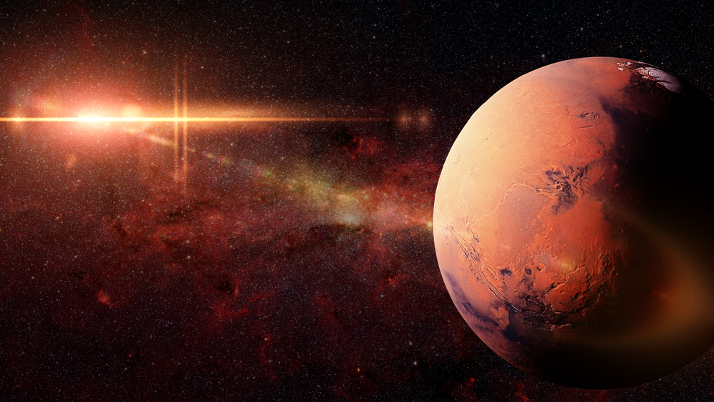 На Марсе текли реки шире Амазонки: астрономы