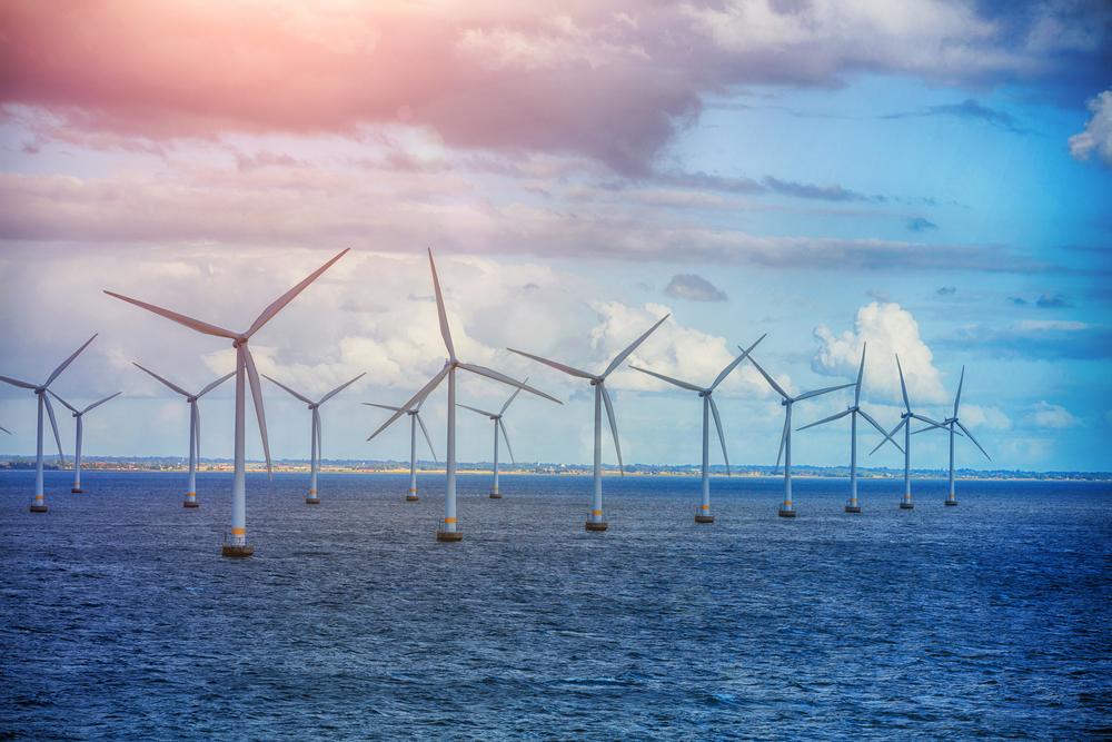 В Великобритании треть электроэнергии будут производить ветряки, расположенные в море.Вокруг Света. Украина