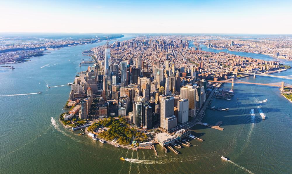 Манхэттен перестроят ради защиты от последствий изменения климата