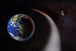 Огромный астероид подойдет к Земле ближе, чем Луна