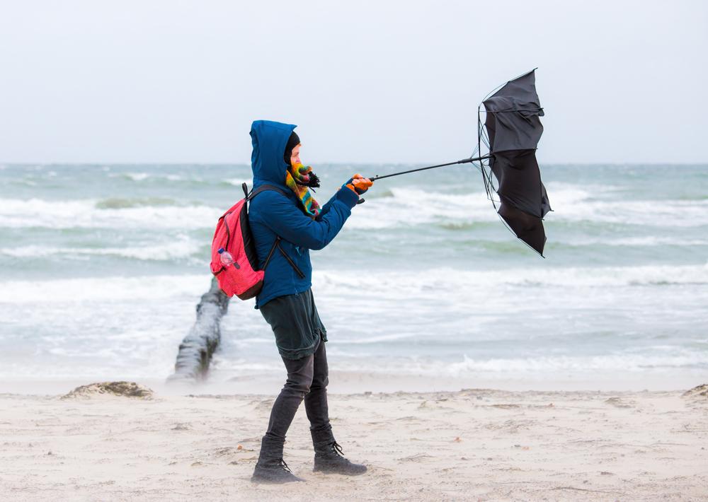 Украину накроют дожди и ураганный ветер: объявлено штормовое предупреждение.Вокруг Света. Украина