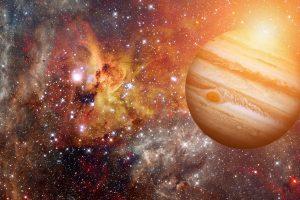 Астрономы нашли место рождения Юпитера