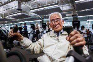 В США ушел из жизни старейший житель страны