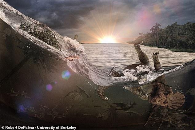 Палеонтологи нашли