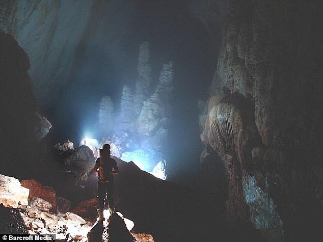 Крупнейшая в мире пещера Шондонг оказалась еще больше