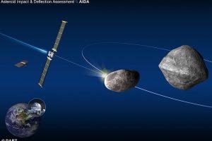 SpaceX разобьет космический корабль об астероид