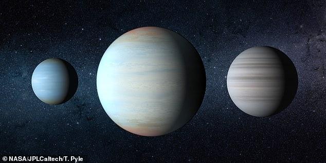 Астрономы NASA нашли третью планету в системе двойной звезды Kepler-47