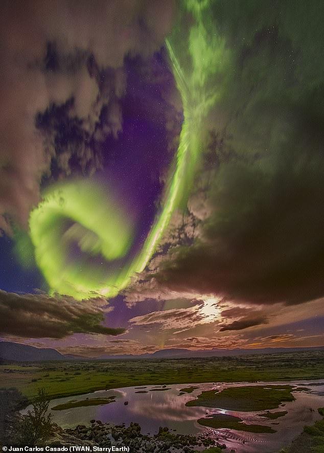 NASA выбрало фото весеннего Дня астрономии. И это полярное сияние