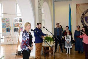 Слава Фролова провела всеукраїнський конкурс дитячих малюнків ROCKIT