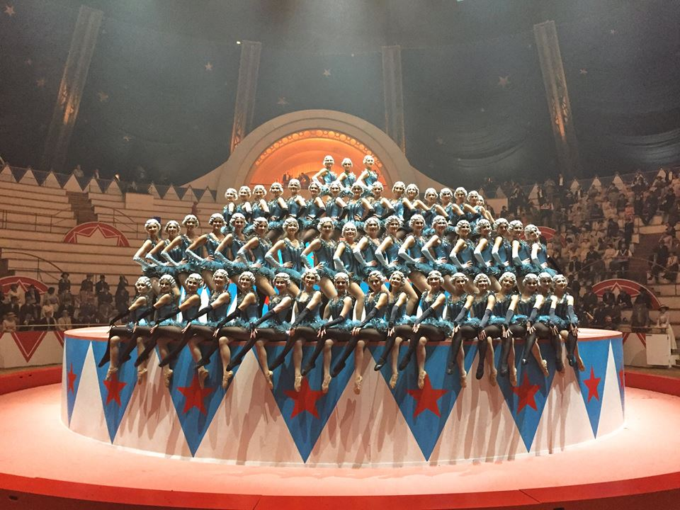 Украинский цирк сыграл в диснеевском